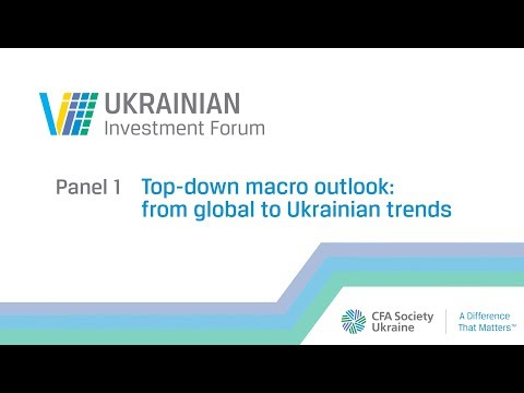 Macro Outlook Panel at 8th Ukrainian Investment Forum