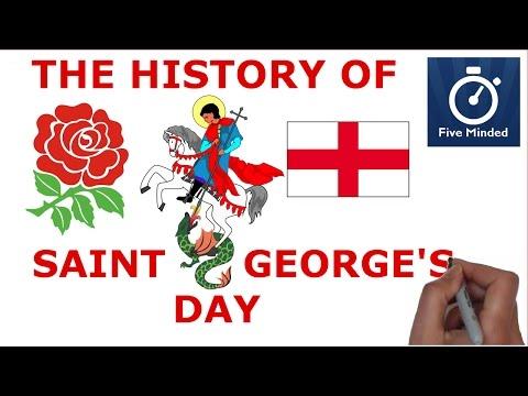 Saint George's Day History