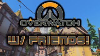 ROAD TO 400 Subs! 375/400 DOOMFIST Overwatch W/ Friends!! thumbnail