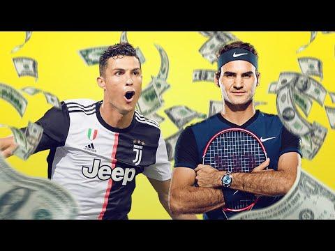 Les 15 sportifs les mieux payés au monde | Oh My Goal