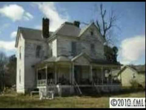 3BR 1BA Fixer Upper Old House For Sale $59,900 In LINCOLNTON NC