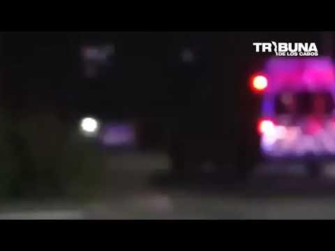 Reportan dos acribillados en colonia Santa Rosa de San José del Cabo