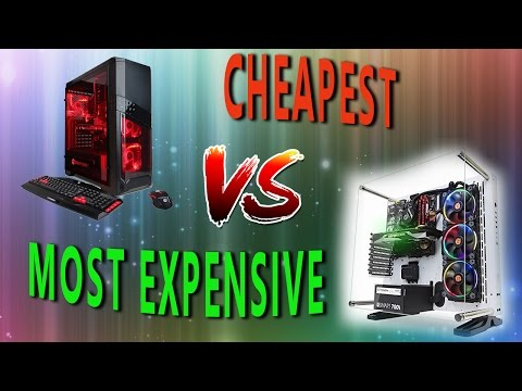 5 BEST Pre-built Gaming PC's from $500 to $2000! 2017
