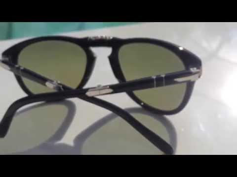 cc4de6184b2c Persol 714 SM (Steve McQueen) 95/83 Folding Sunglasses