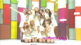 tvpp snsd my best friend 소녀시대 단짝 comeback stage show music core live