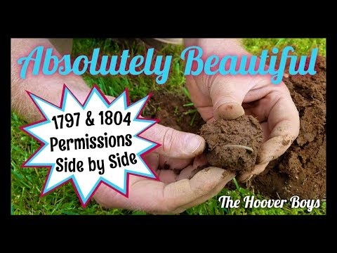 Metal Detecting old silver coins & jewelry #128 Absolutely B