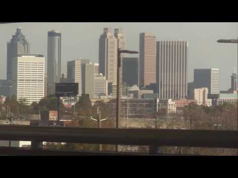 Train Ride - Downtown Atlanta To The Southside - Mind Control Gang Stalker Capital