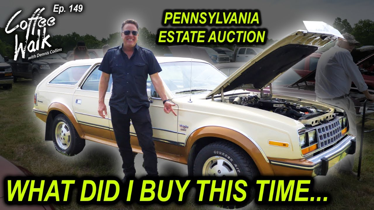ESTATE AUCTION: What did I buy this time...