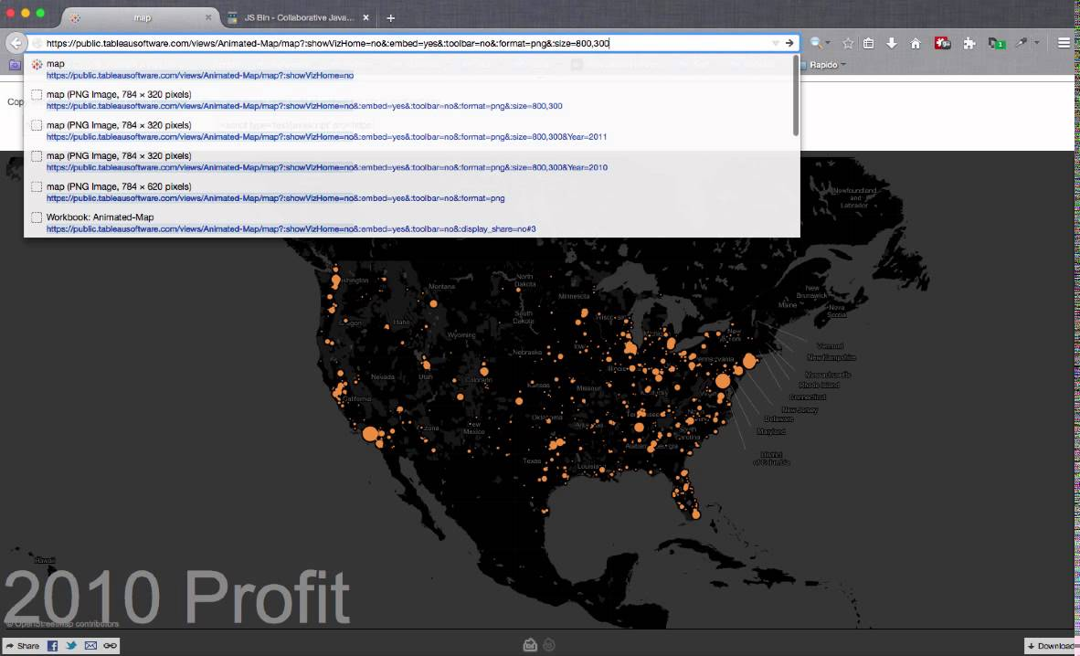 Animate your Tableau dashboards on the Web   Pluralsight