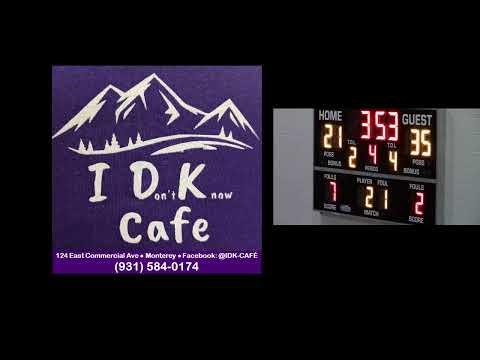 Monterey High School Wildcats vs Van Buren County High School Eagles – Basketball