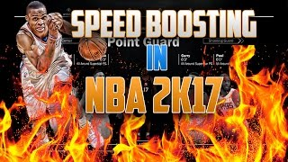 NBA 2K17 SPEED BOOSTING IS FINALLY BACK LOL!?(WATCH MY IRL 1V1 BASKETBALL GAME - http://vid.io/xoql Stay Updated By Following My Social Media Twitter - https://twitter.com/realkingwavy Follow Me On ..., 2016-08-31T00:48:49.000Z)