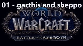 Let's Play Warcraft Battle for Azeroth - 01