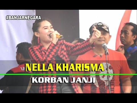 Nella Kharisma - Korban Janji - OM Lagista LIVE Serulingmas Banjarnegara 10 Maret 2019