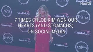 7 Times Chloe Kim Won Our Hearts (And Stomachs) on Social Media| Health