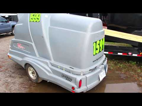 USED: Toy Carrier | Motorcycle Trailer