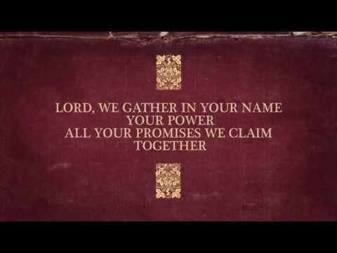 """We Are Waiting"" feat All Sons & Daughters 