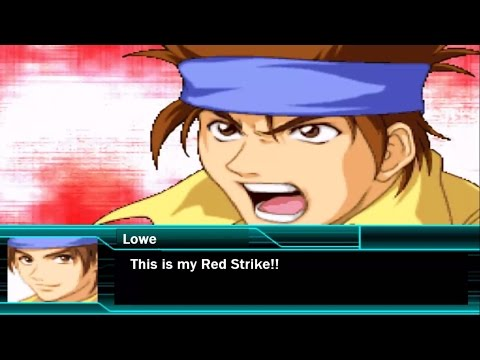 Super Robot Wars W - Gundam Astray Red Frame Powered Red All Attacks (English Subs)