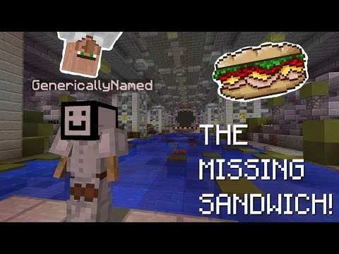 I'm Sorry Trayaurus! - The Missing Sandwich Adventure Map | Minecraft