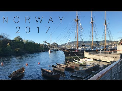 NORWAY TRAVEL DIARY | October 2017