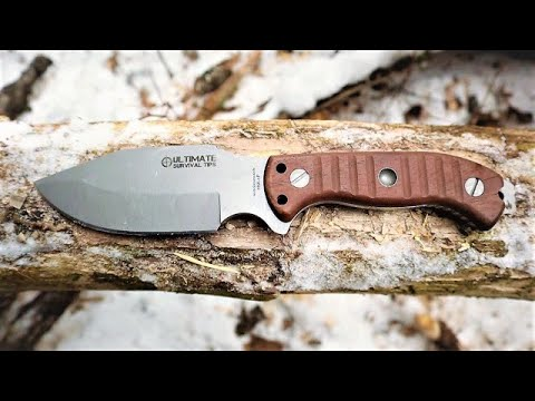 MSK-1 Primitive Review: Excellent Fixed Blade Survival Knife