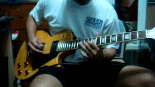 lifehouse - hanging by a moment guitar cover