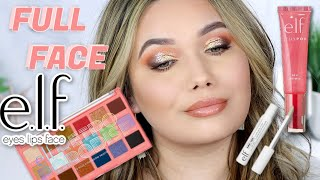 FULL FACE e.l.f. cosmetics | Beachy Glam!