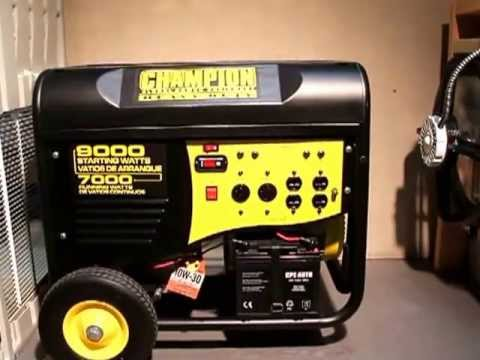 Generator Shed Modifications Youtube