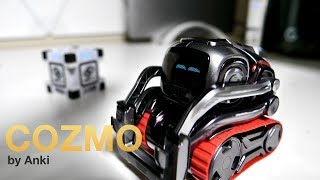Cozmo The Playful Robot - Review
