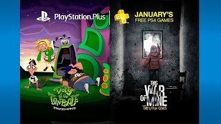 PlayStation Plus Oyunları - Ocak 2017