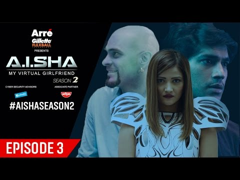A.I.SHA My Virtual Girlfriend Season 2 | Episode 3