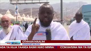 Mahujaji milioni 4 wakiwemo Watanzania 2,000 wakusanyika Mina tayari kwa Ibada ya Hijja