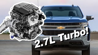 2019 Chevy Silverado 2.7L Turbo! | Not Quite A V8 Replacement