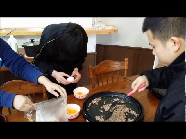 調理実習の様子|すくすくスクール|石川県加賀市|放課後等デイサービス