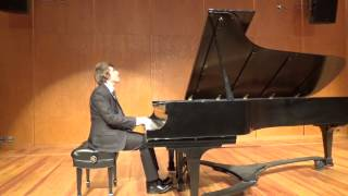 Chopin Mazurka in A minor, Op. 17 No. 4 - Josh Wright
