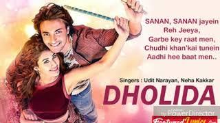 Full mp3 songs, Dholida loveratri