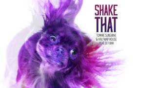 Tommie Sunshine &amp Halfway House feat. DJ Funk - Shake That (Cover Art)
