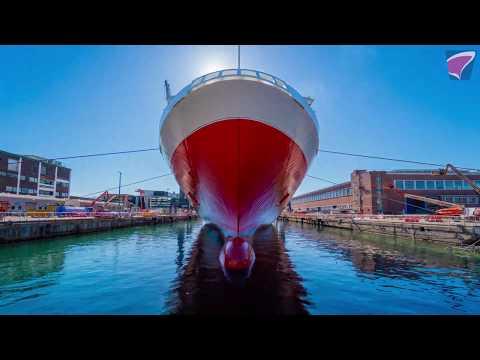 Spirit Of Tasmania - Dry Dock 2019