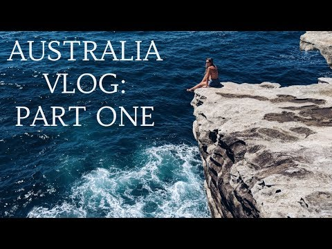 AUSTRALIA VLOG PART 1 | Sydney & Port Douglas | CAT MEFFAN