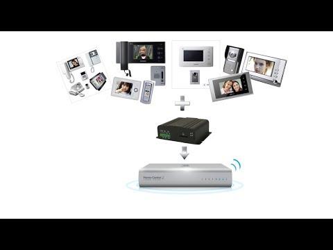 Z-Wave Video Door Phone extender