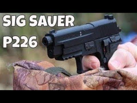 REVIEW: Sig Sauer P226 - Multi Shot CO2 Pistol