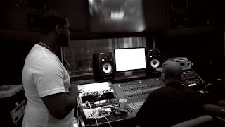 "In The Studio with DJ Premier & A$AP Ferg ""Our Streets"" [Payday Records]"