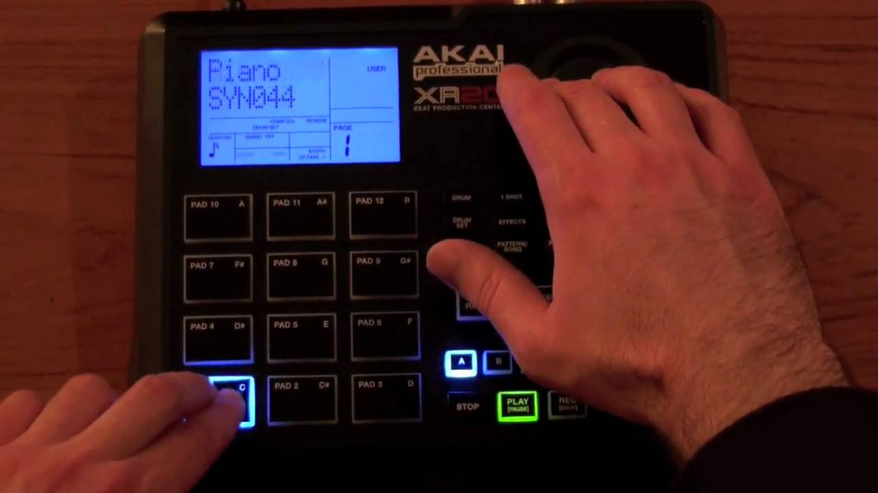 Akai Beat Makers : akai xr20 portable mpc part b beat making basics youtube ~ Hamham.info Haus und Dekorationen