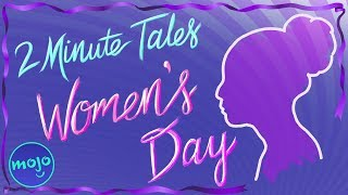 INSPIRATIONAL WOMEN - 2 Minute Tales
