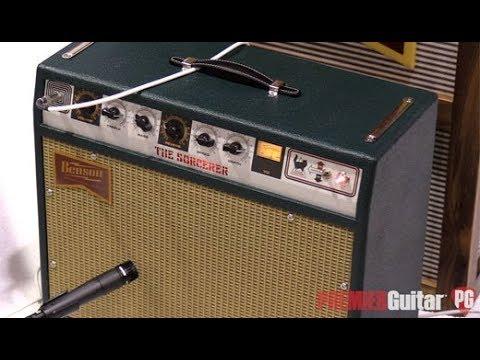 NAMM '18 - Benson Amps - The Sorcerer Ryan Adams Signature Amp