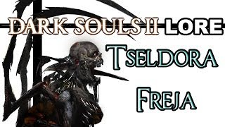 Dark Souls 2 Lore - Tseldora and the Duke