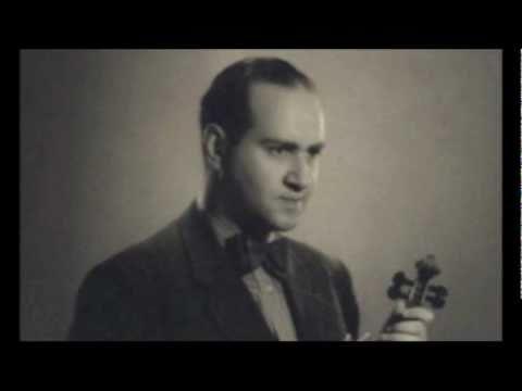 Oistrakh plays Locatelli - Violin Sonata in F minor, Op. 6 No. 7