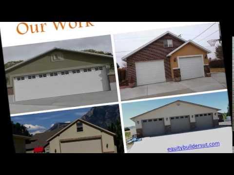 Garage Construction Builders In Salt Lake City