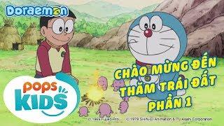 [S7] Doraemon Tập 320 - Chào Mừng Đến Thăm Trái Đất Phần 1 - Hoạt Hình Tiếng Việt