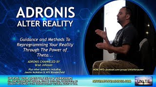 Adronis - Alter Reality | NewEarthTeachings.com