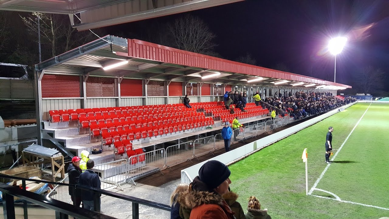 Salford City FC on the rise with Moor Lane ground ...